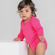BABY ORGANIC LONG BODY 100%C
