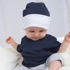 BABY REVERSIBLE HAT 100%C