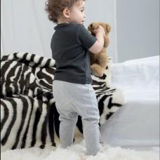 BABY STRIPED LEGGINGS 100%C