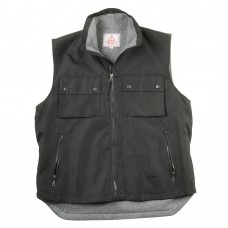 GILET IN POLYESTER 04037