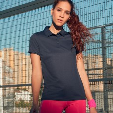 PERFORMANCE POLO DONNA 100%P