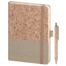 PARURE CANVAS - NOTES CON ELASTICO PB569