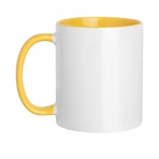 SUBLI COLOR MUG - TAZZA IN CERAMICA CON INTERNO E MANICO COLORATI PC467
