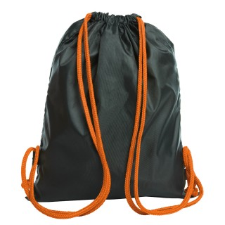 DRAWSTRING BAG FLASH, 100% P