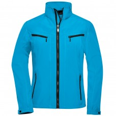 LADY TAILORED SOFTSHELL 100%P