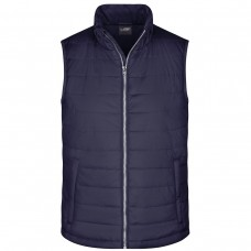 MEN'S PADDED VEST 100% P