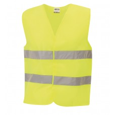 JR SAFETY VEST 100%P J&N