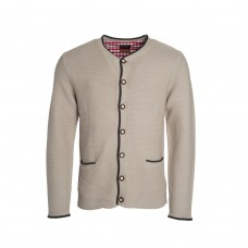 MEN'S KNITTED JACKET 50% C 50%