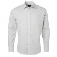 M SHIRT LS OXFORD 70%C 30%P