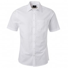 M SHIRT SL OXFORD 70%C 30%P