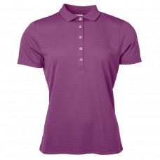 LADIES' ACTIVE POLO 100%P