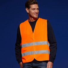 SAFETY VEST ADULTS 100%P
