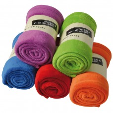 MICROFIBRE FLEECE BLANKET100%P