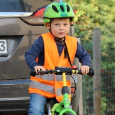 SAFETY VEST FOR KIDS 100%P