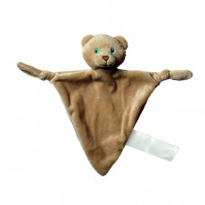 CUD BLANKET BEAR TRIANG 100%P