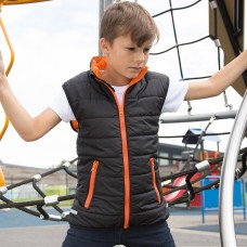YOUTH BODYWARMER 100%P