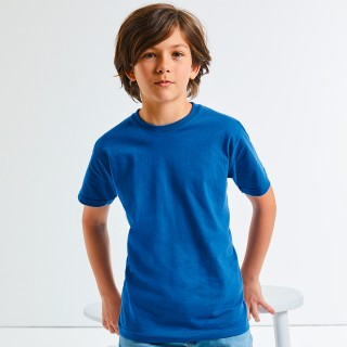 CHILDREN'S SLIM T 100%C
