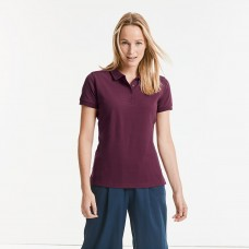 WTAILORED STRETCH POLO95%C 5%L