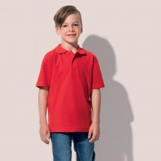 POLO/KIDS 100%C PIQUE 2 BOT TT