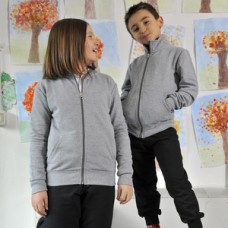 FELPA BAMBINO FULL ZIP IT032