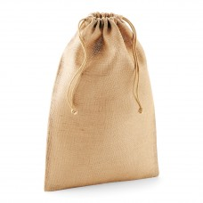 JUTE STUFF BAG 100%JUTA 10X15
